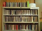 本棚が6段に