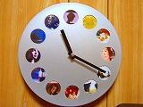Albums Clock
