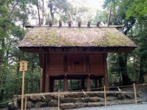 古代日本の光景を目に