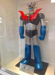 漫画・アニメ・ロボットの町化計画?