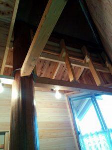 天井も高くてゆったり