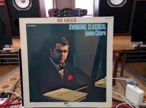 オイゲン・キケロをアナログ盤で
